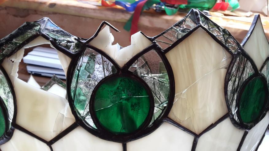 Bild 4: Tiffany Lampen Reparatur Klinik Nrw & Glaskunst Werkstatt Mülheim & Glas Galerie an der Ruhr