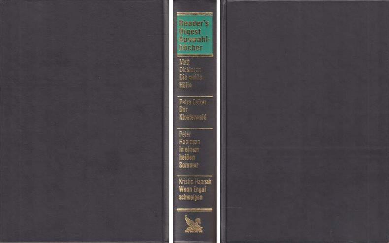 4000141 - Buch - Reader's Digest Auswahlbücher 602(245) von 2002
