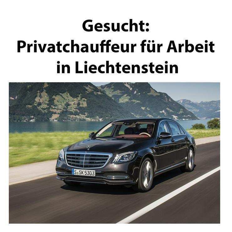 Gesucht: Privatchauffeur - Weitere - Bild 1