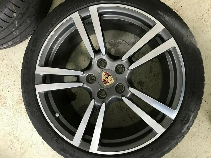"""Bild 6: Porsche Cayenne Turbo II 21"""" Sommerreifen"""
