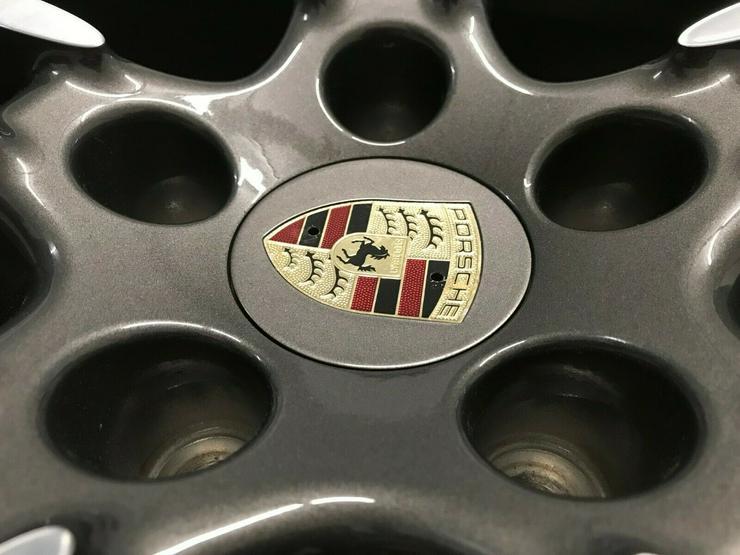 """Bild 4: Porsche Cayenne Turbo II 21"""" Sommerreifen"""