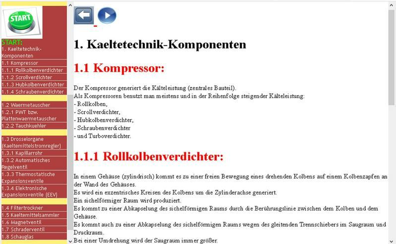Lehrmittel fuer Kaeltemonteure: Lexikon-Begriffe Montage von Kaelte-und Klimaanlagen