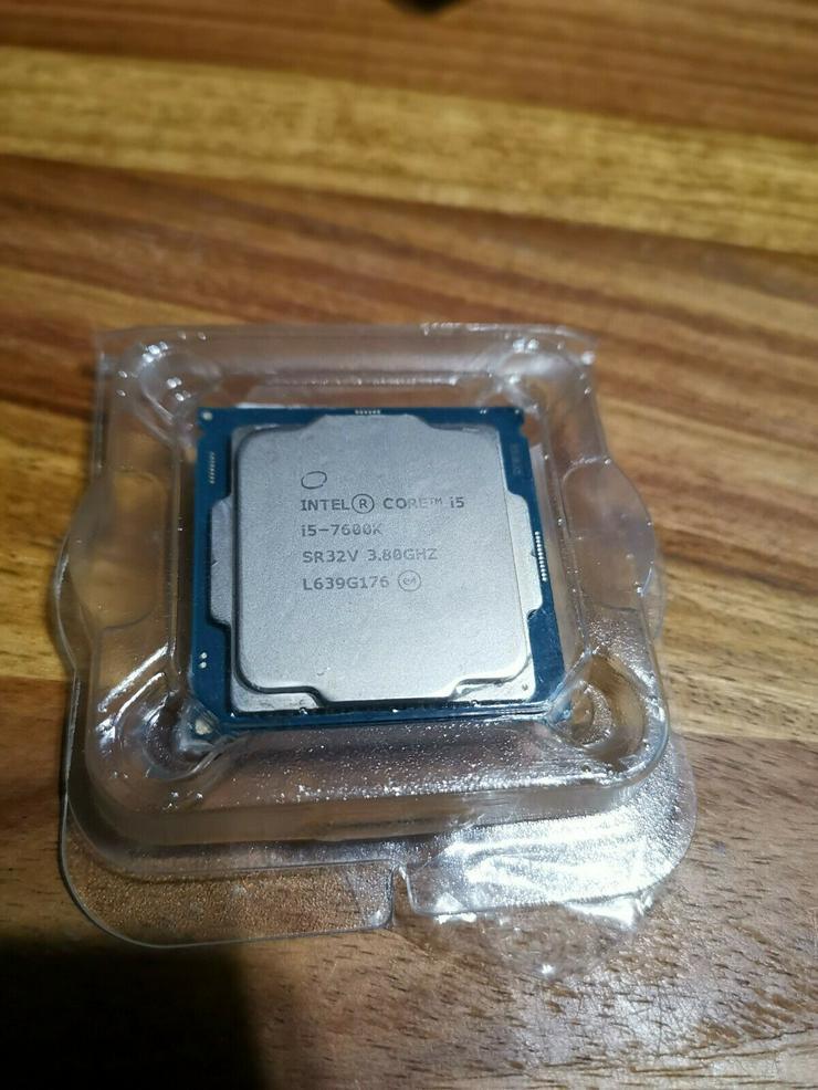 Intel Core i5 7600K LGA 1151 3.8GHz CPU Prozessor