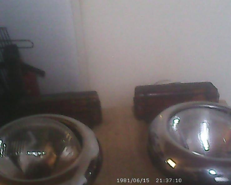 Bild 4: gebr.Vorder Scheinwerfer& 2 Rückstrahler Roubor Lkw