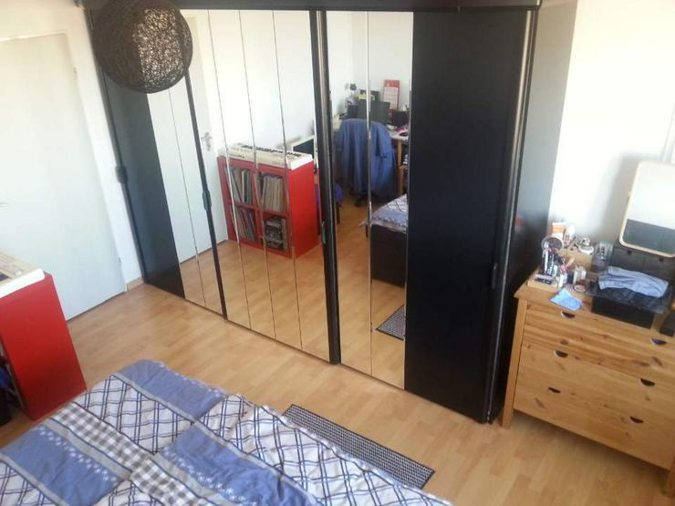Grosser Spiegelschrank 3m