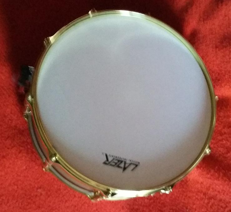 """Bild 6: Bell Brass Snare Drum 14"""" x 5,5"""""""
