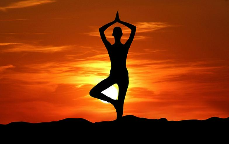 Ein Yoga-Workout für Innere Stabilität