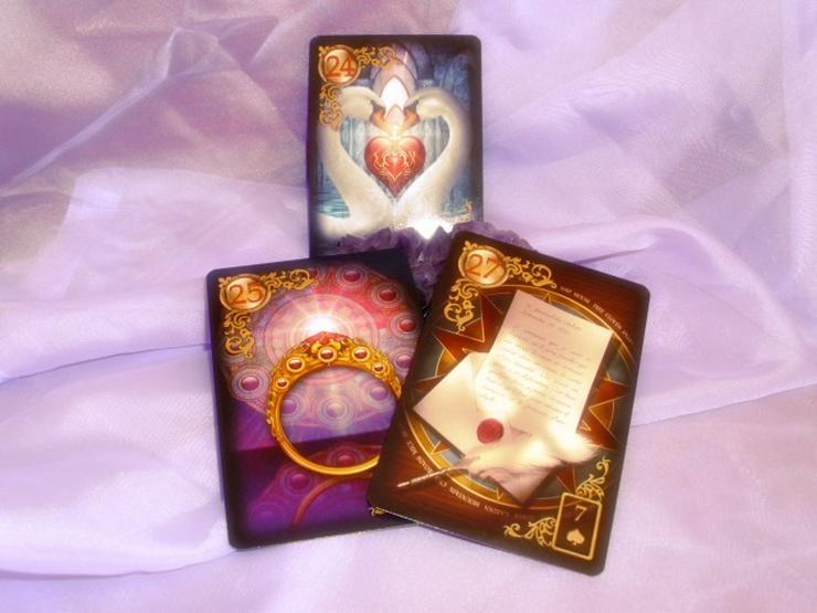 Kartenlegen lernen mit den Lenormandkarten (Workshop)