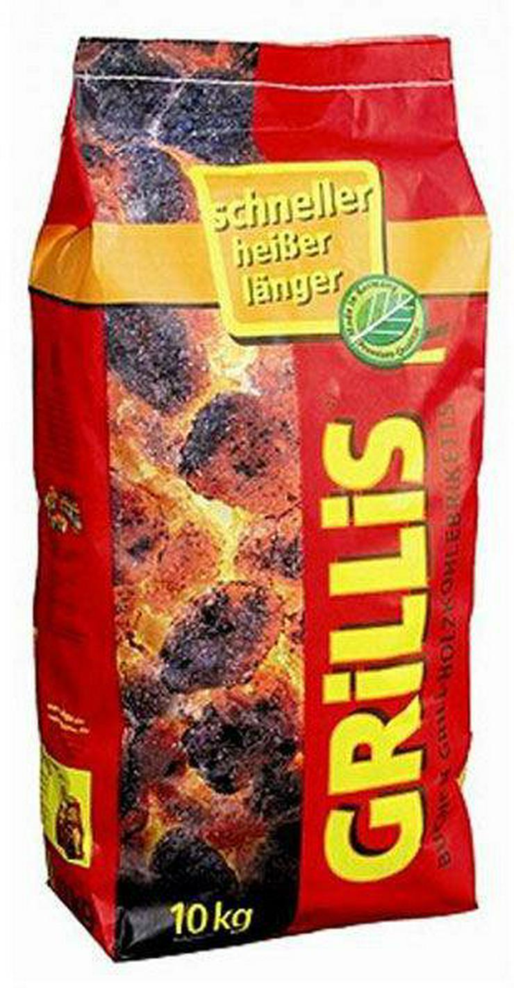 1 Sack Sommerhit Grillis 10 kg (kein Versand) - Zubehör - Bild 1