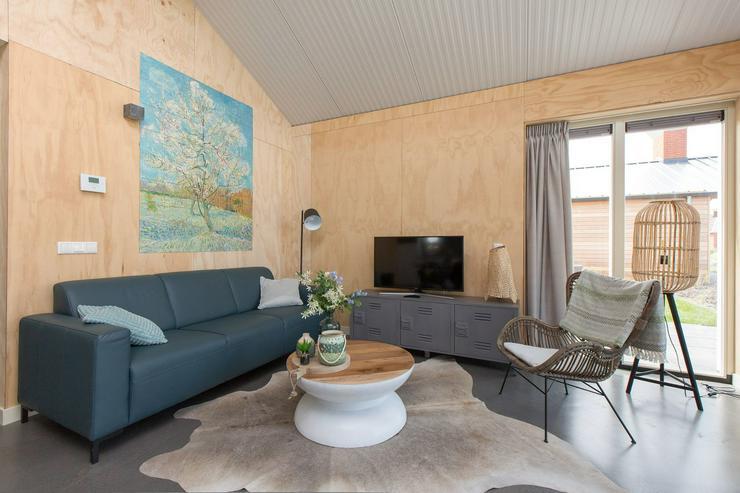 Bild 3: Ferienwohnung in Friesland am Wasser (NLD) ⭐️⭐️⭐️⭐️ Öko gebaut