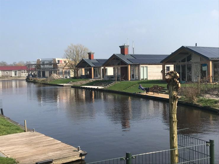 Bild 2: Ferienwohnung in Friesland am Wasser (NLD) ⭐️⭐️⭐️⭐️ Öko gebaut