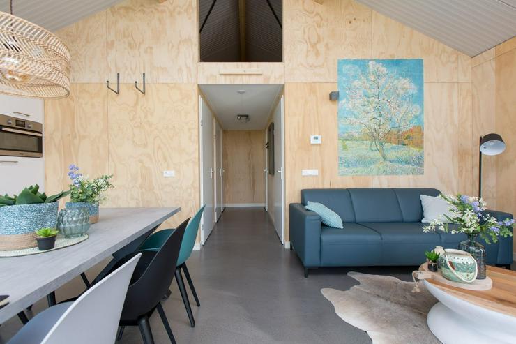 Bild 6: Ferienwohnung in Friesland am Wasser (NLD) ⭐️⭐️⭐️⭐️ Öko gebaut