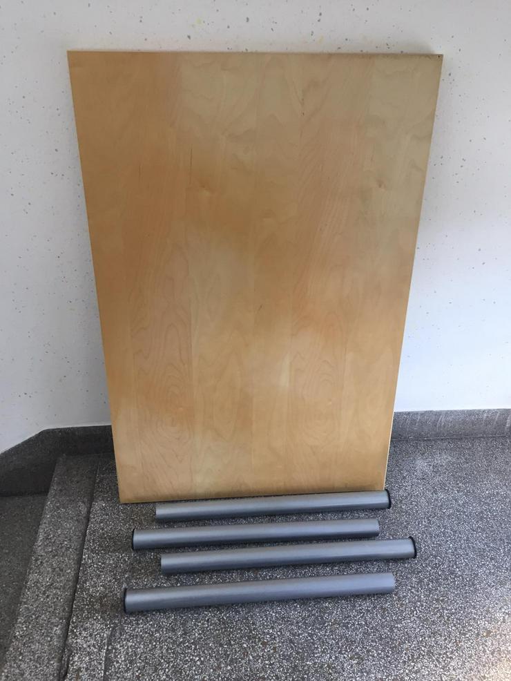 REDUZIERT - Ikea Schreibtisch  - Schreibtische & Computertische - Bild 1