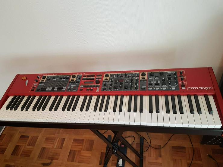 Nord Stage 2 HA76 - Keyboards & E-Pianos - Bild 1