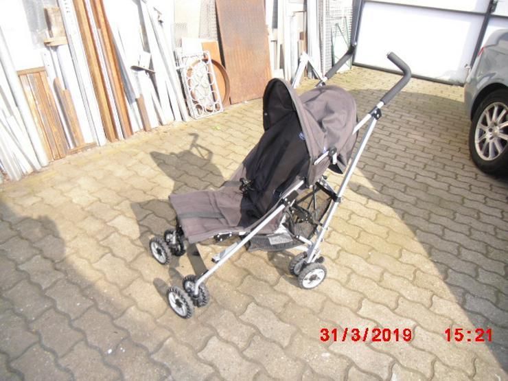 Bild 3: Kinderwagen