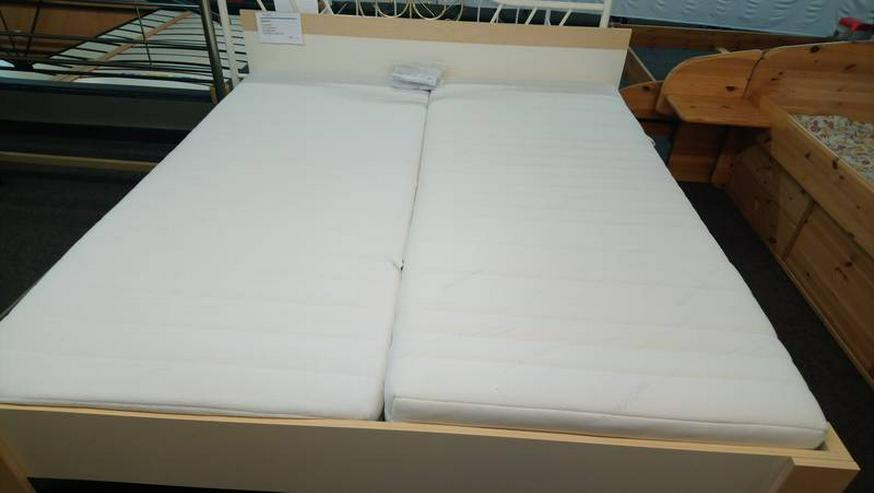 Doppelbett Bett Bettgestell 180x200cm