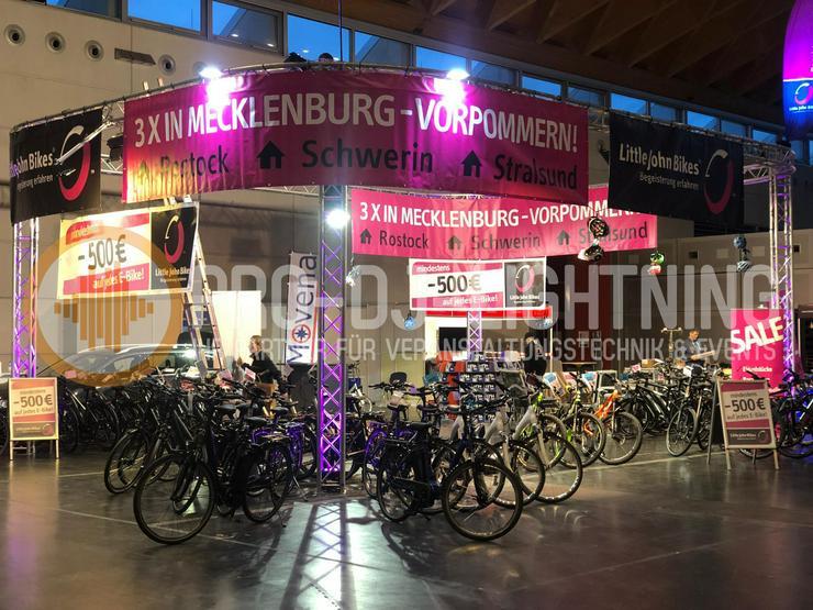 Messetechnik, Messestand, Messebau mieten - Party, Events & Messen - Bild 1