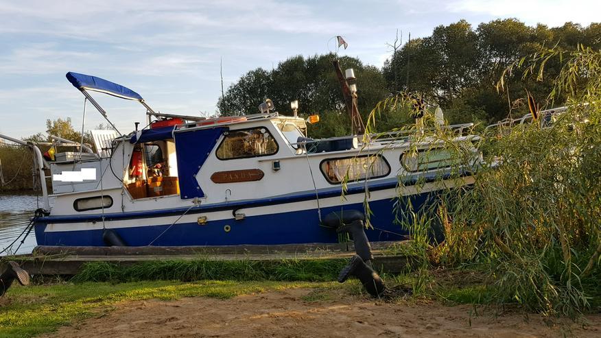 Motorboot . Kajütboot, Wohnboot , Hausboot - Motorboote & Yachten - Bild 1