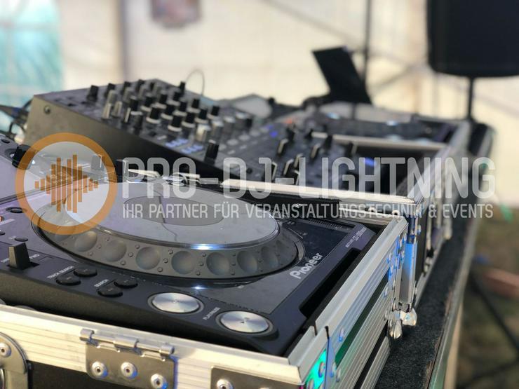 DJ Service für Hochzeiten, Geburtstage, Firmenfeiern, Jugendweihen - Party, Events & Messen - Bild 1