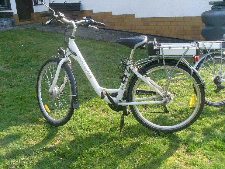 zwei e-bikes( pedelecs) 28er und 26er (damen und herren)
