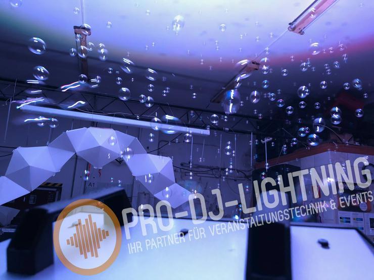 Seifenblasenmaschine Showtec Mega-Bubble Specialeffects mieten - Party, Events & Messen - Bild 1