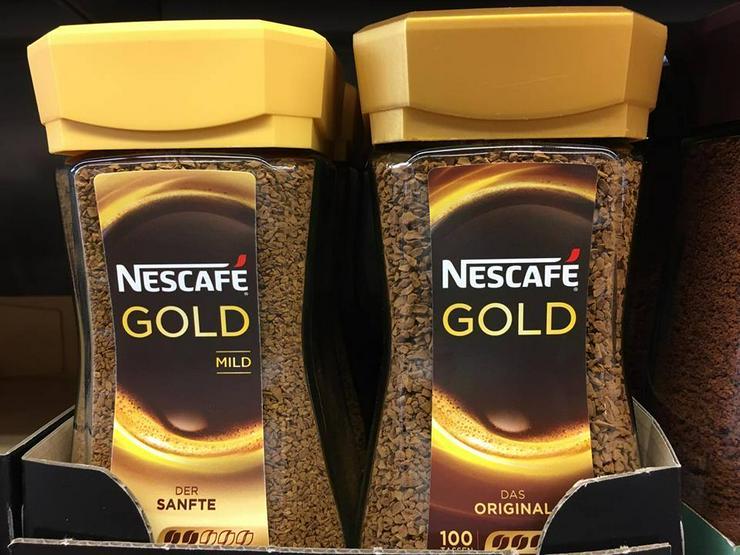 Bild 5: Nescafe Gold for sale
