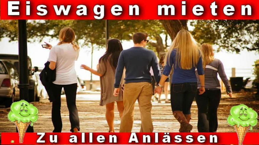 Bild 2: Unser neuer EISWAGEN für Wuppertal Solingen Remscheid Umgebung