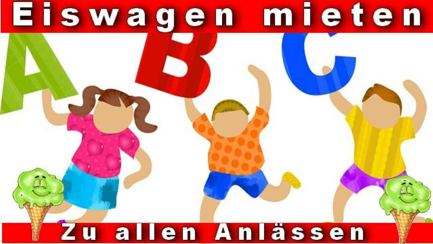 Bild 6: Unser neuer EISWAGEN für Wuppertal Solingen Remscheid Umgebung