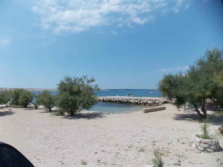 Bild 2: ❤️ Ferienwohnung direkt am Meer - Kroatien Insel Pag Kustici ❤️