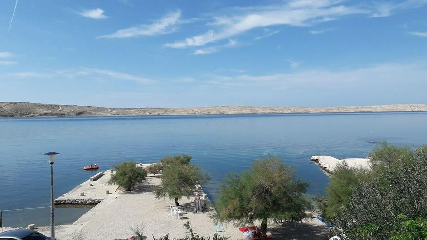 Bild 6: ❤️ Ferienwohnung direkt am Meer - Kroatien Insel Pag Kustici ❤️