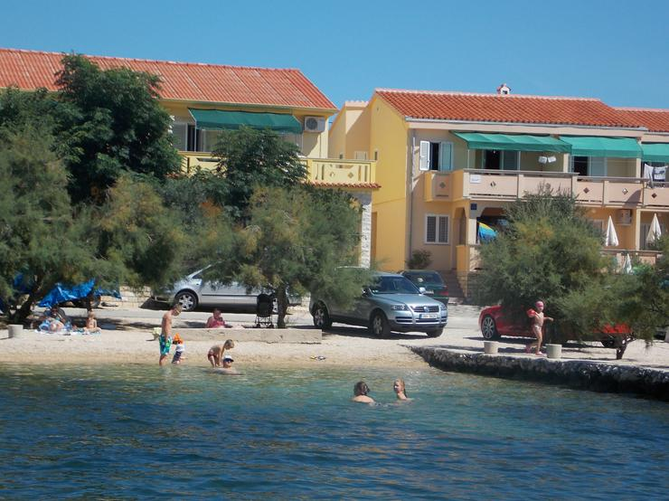 ❤️ Ferienwohnung direkt am Meer - Kroatien Insel Pag Kustici ❤️