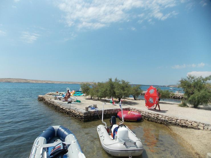 Bild 3: ❤️ Ferienwohnung direkt am Meer - Kroatien Insel Pag Kustici ❤️