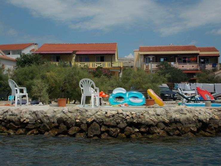 Bild 5: ❤️ Ferienwohnung direkt am Meer - Kroatien Insel Pag Kustici ❤️