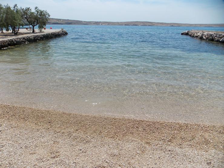 Bild 12: ❤️ Ferienwohnung direkt am Meer - Kroatien Insel Pag Kustici ❤️