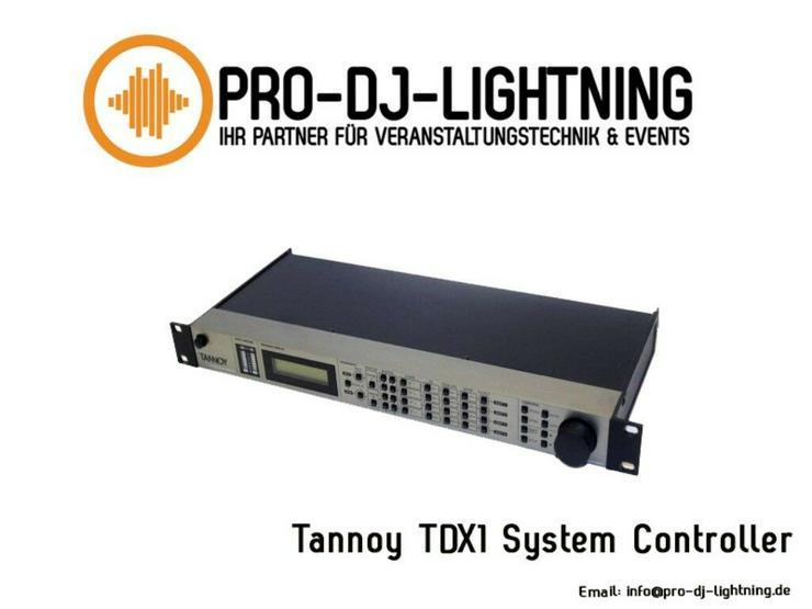 Verleih Tannoy TDX1 System Controller