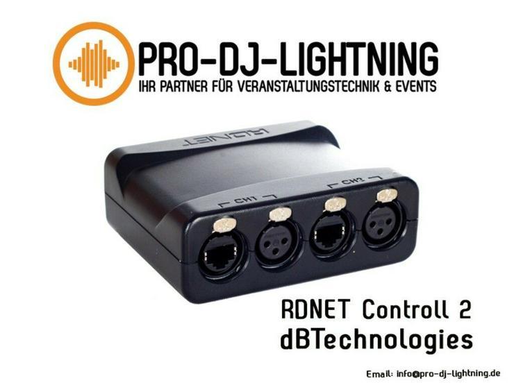 dBTechnologies RDNET Controll 2 Hardware-Interface mieten - Party, Events & Messen - Bild 1
