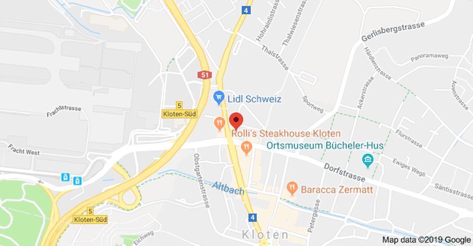 Repräsentativer Geschäftssitz in Zürich - Kloten