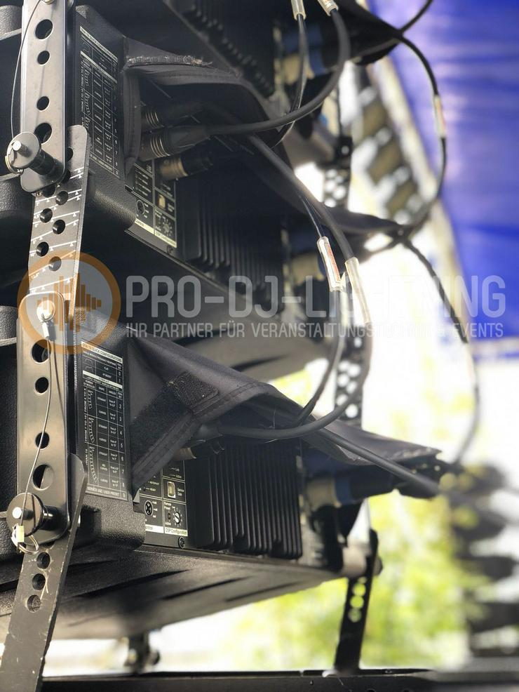 Tontechnik - Tonanlage - Beschallungsanlage - PA Anlagen - Subwoofer - Lautsprecher zur Miete