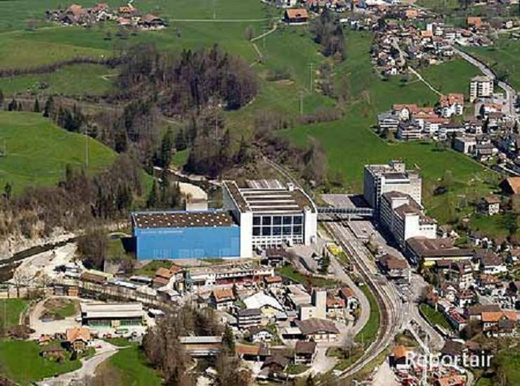 Schweiz: Die etwas andere Geschäftsadresse / Zweigniederlassung….
