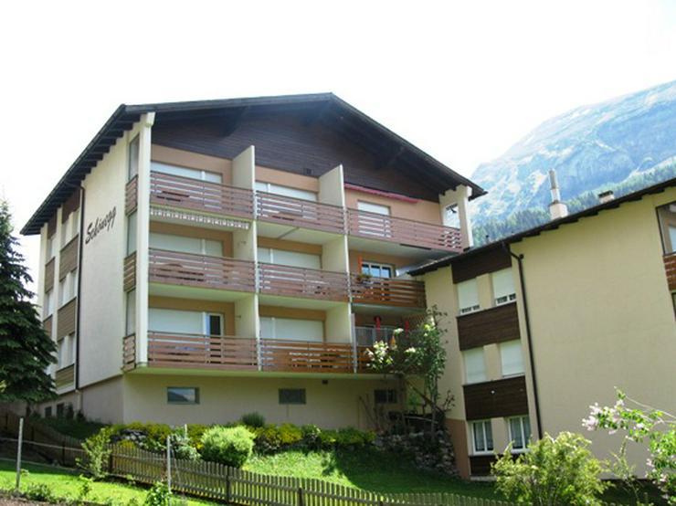 Appartementhaus SCHÖNEGG, helle 3.5-Zimmer-Attikawohnung mit Südbalkon und wunderschöner Aussicht