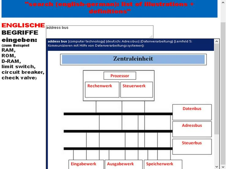 Bild 3: Kundenbewertung / Rezension / Beurteilung: englisch-deutsch Bildwoerterbuch Kfz-Mechatronik