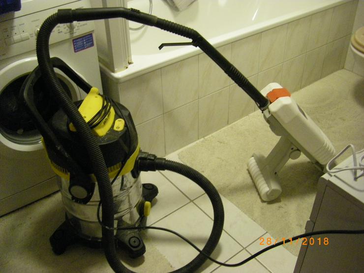 Teppichreinigungsgerät (Zusatzgerät)