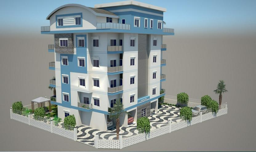 Bild 2: Türkei, Alanya, Budwig, große 5  Zimmer- Duplex- Wohnung, zum kleinen Preis,276-9