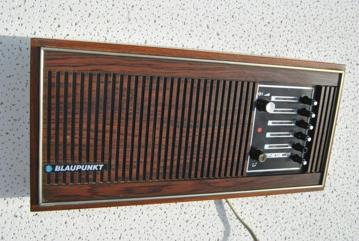 Bild 4: Absolute Rarität - Radio Heimradio Blaupunkt UPPSALA 1969 bis 1971 gebaut selten