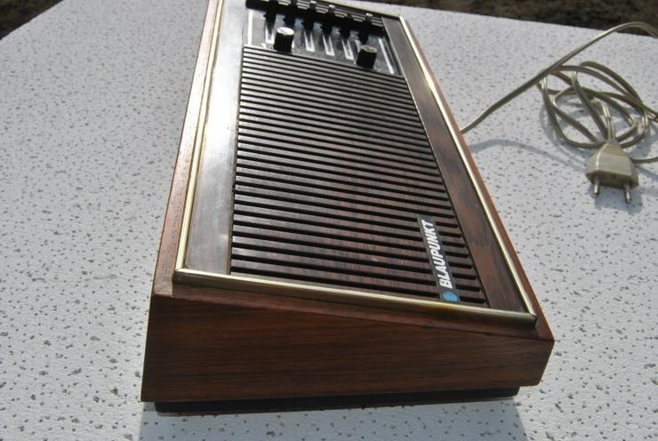 Bild 5: Absolute Rarität - Radio Heimradio Blaupunkt UPPSALA 1969 bis 1971 gebaut selten