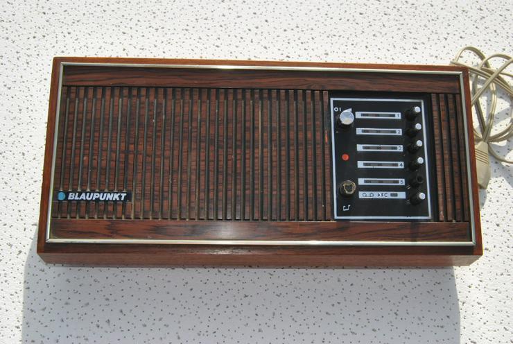 Absolute Rarität - Radio Heimradio Blaupunkt UPPSALA 1969 bis 1971 gebaut selten - Radios, Radiowecker, Weltempfänger usw. - Bild 1