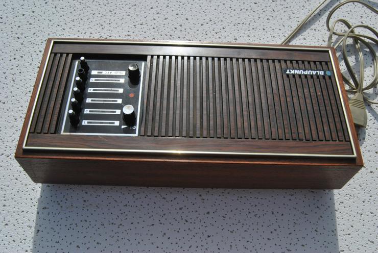 Bild 6: Absolute Rarität - Radio Heimradio Blaupunkt UPPSALA 1969 bis 1971 gebaut selten