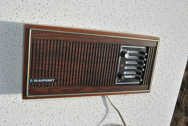 Bild 3: Absolute Rarität - Radio Heimradio Blaupunkt UPPSALA 1969 bis 1971 gebaut selten