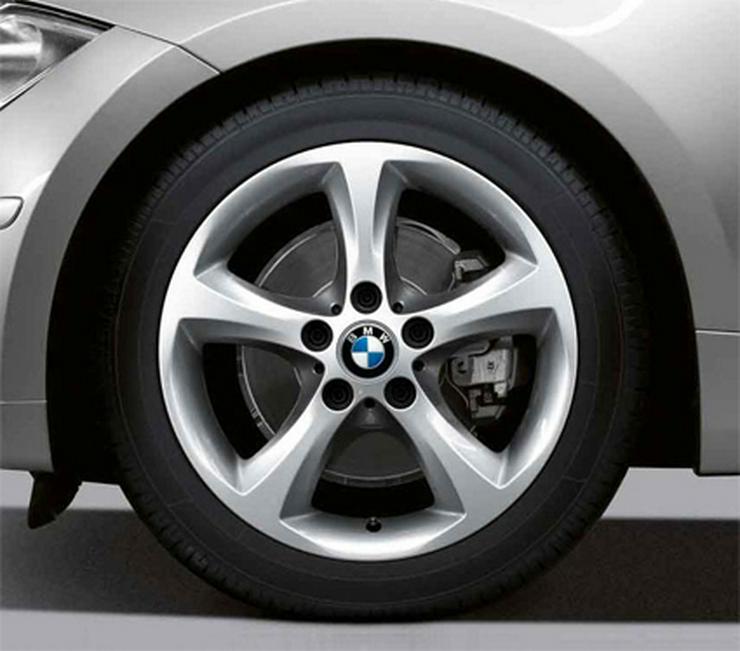 4 BMW-Alu-Kompletträder
