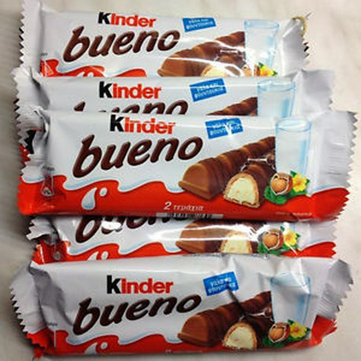 Kinder Bueno, Kitkat